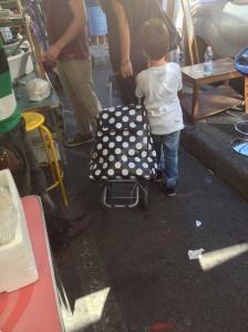 roll cart